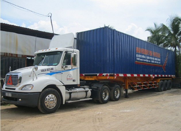 cho thue xe container