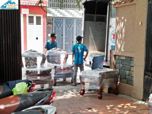 Cung ứng lao động huyện Hóc Môn