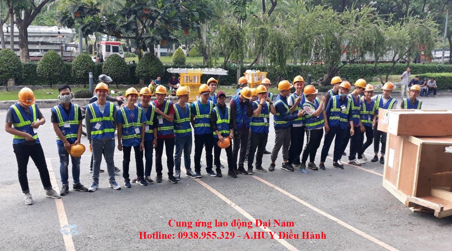 Cung ứng lao động Tphcm