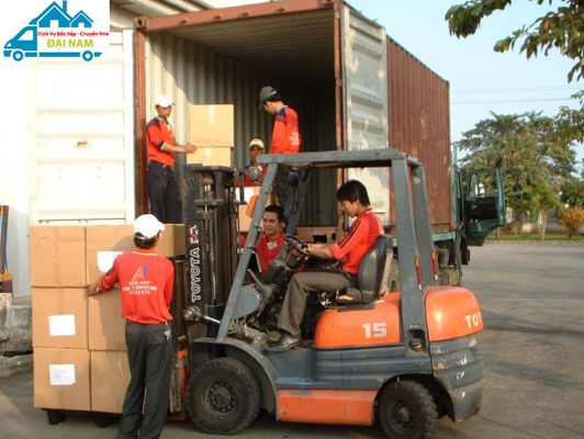 Bốc dở hàng hóa Hồ Chí Minh