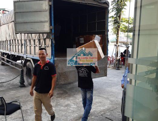 Dịch vụ bốc vác trọn gói giá rẻ tại Tphcm