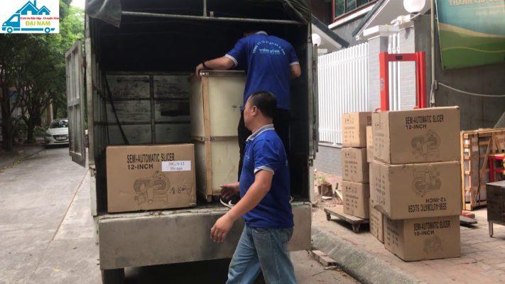 Dịch vụ bốc xếp hàng hóa Phường Đa Kao Quận 1 tại TP.HCM