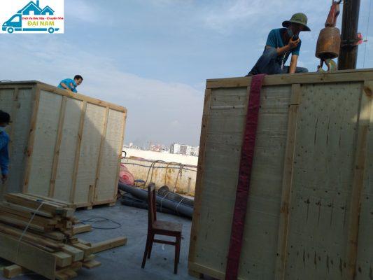 Dịch vụ bốc xếp hàng hóa Phường Nguyễn Cư Trinh Quận 1 tại TP.HCM