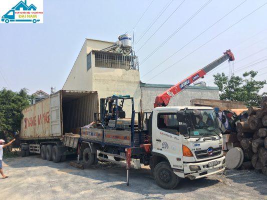 Dịch vụ bốc xếp hàng hóa Phường Tân Định Quận 1 tại TP.HCM