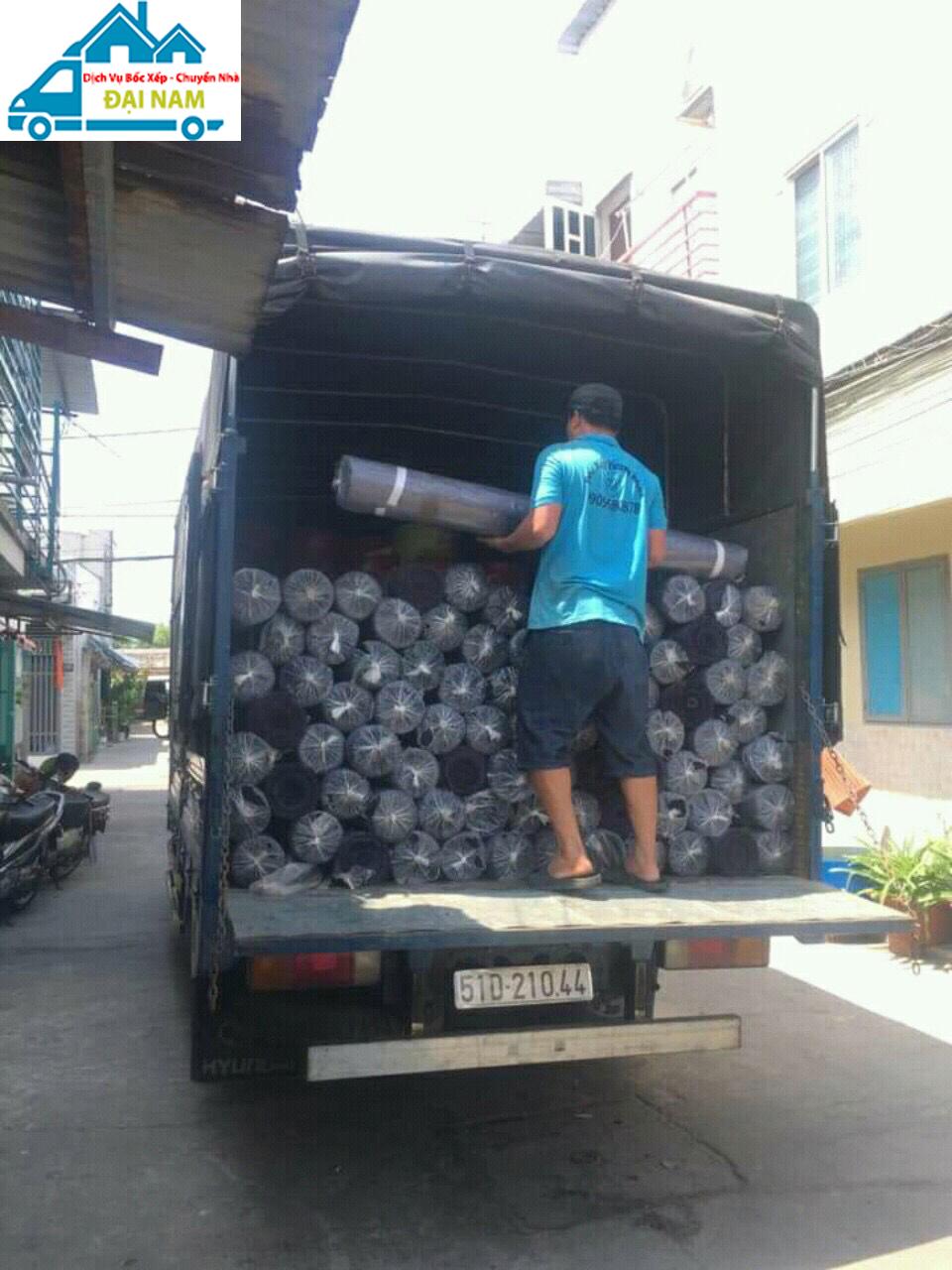 Dịch vụ bốc xếp hàng hóa quận Bình Thạnh