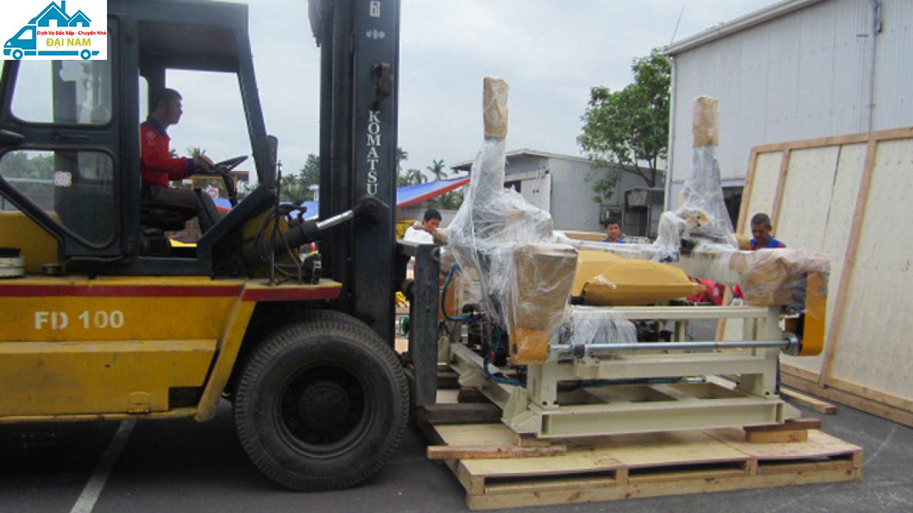 Dịch vụ bốc xếp hàng hóa quận Gò Vấp
