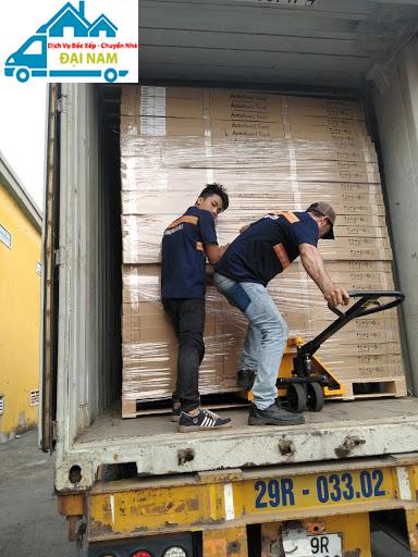 Dịch vụ bốc xếp hàng hóa quận Tân Bình
