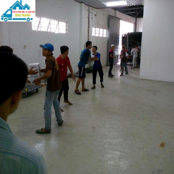 Dịch vụ chuyển kho xưởng quận Gò Vấp