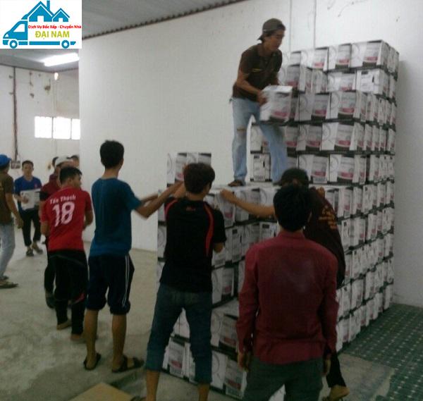 Dịch vụ chuyển kho xưởng quận Phú Nhuận