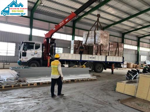 Dịch vụ chuyển kho xưởng quận Tân Bình