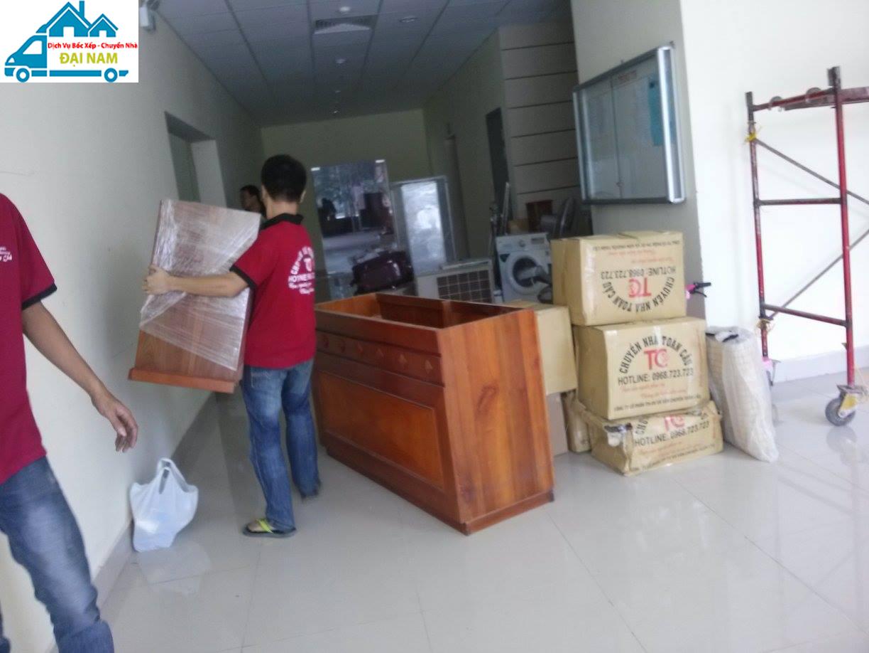 Báo giá chuyển nhà trọn gói