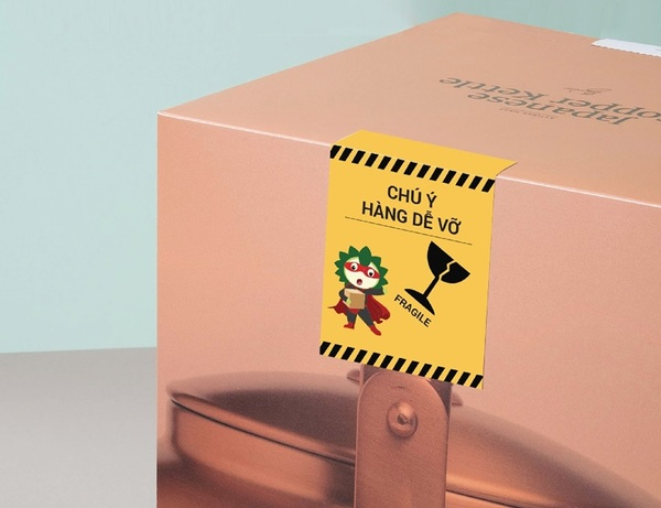 Hướng dẫn cách đóng gói hàng dễ vỡ để vận chuyển một cách an toàn