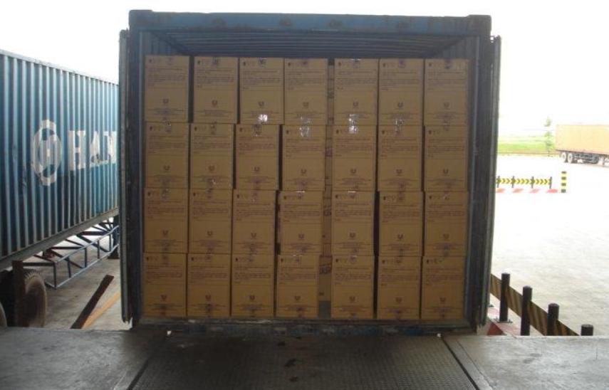 Hướng dẫn cách sắp xếp hàng hóa lên xe tải một cách gọn gàng và tiết kiệm