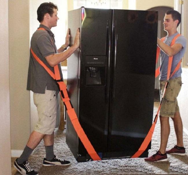 Hướng dẫn cách vận chuyển tủ lạnh an toàn khi chuyển nhà