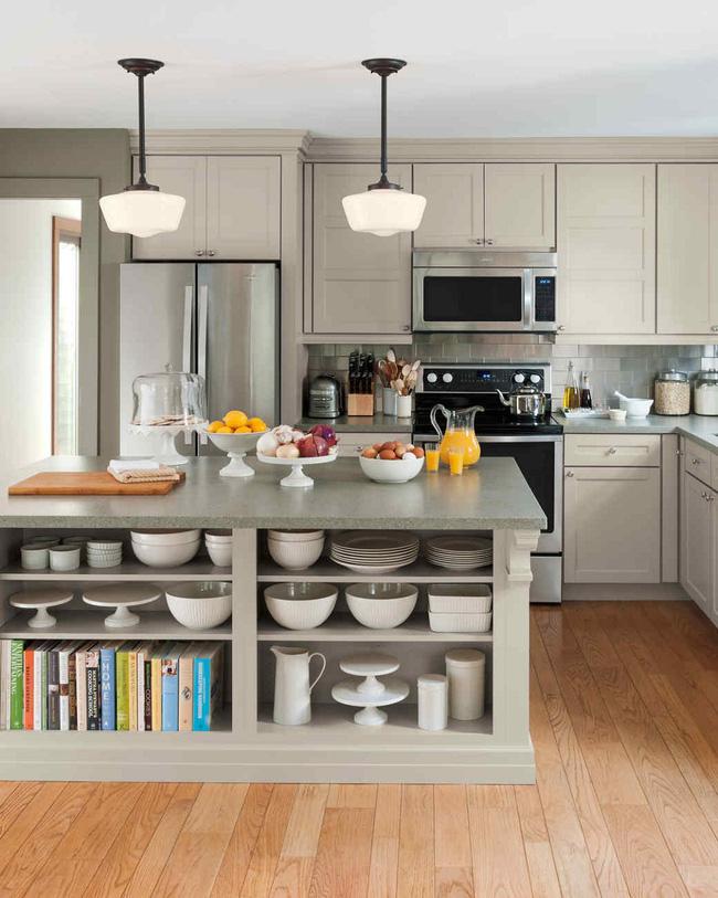8 mẹo vặt để giúp cho phòng bếp luôn được gọn gàng và ngăn nắp
