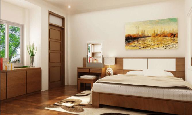 Hướng dẫn cách bố trí phòng ngủ theo đúng phong thủy trong nhà