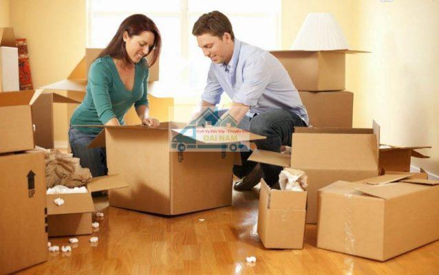 Mẹo chuyển nhà chung cư đơn giản mà không mất nhiều công sức
