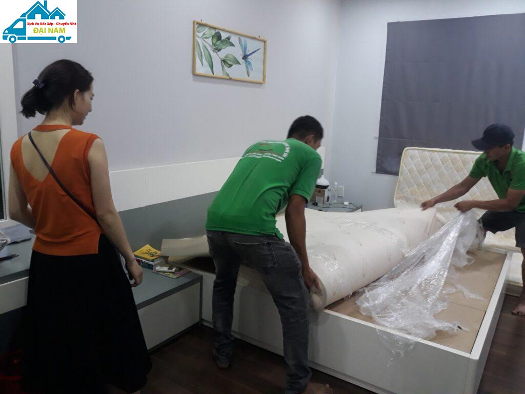 Chuyển nhà Huyện Hóc Môn
