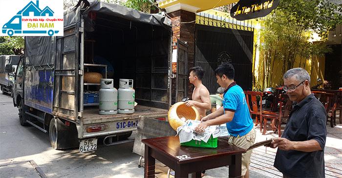 Chuyển nhà Quận Bình Tân