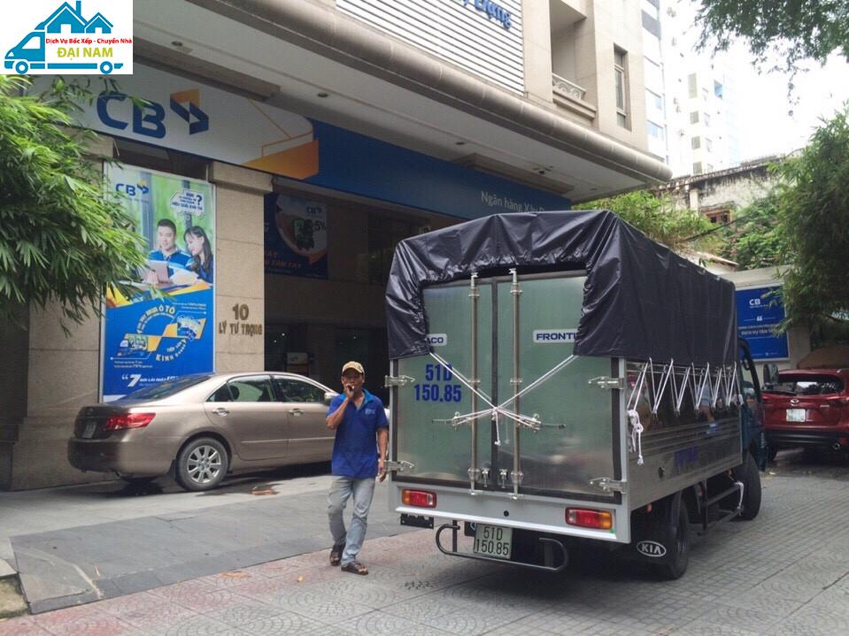 Chuyển nhà Quận Phú Nhuận