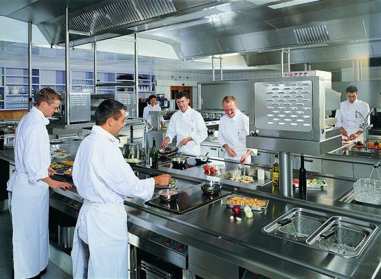 Cung cấp nhân sự bếp
