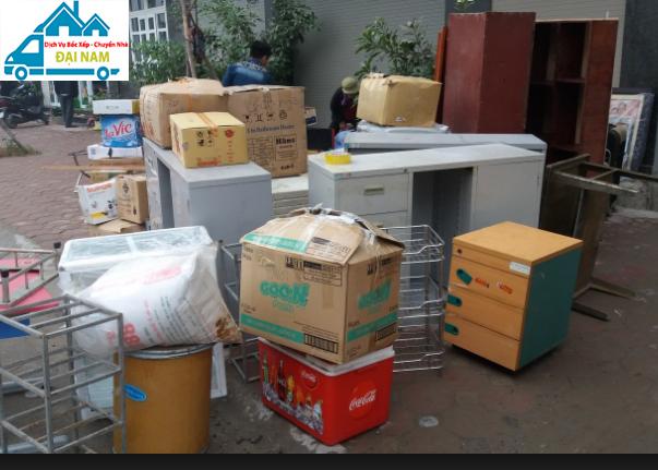 Dịch vụ chuyển nhà trọ giá rẻ cho sinh viên
